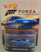 Hot Wheels Car Culture / FORZA Motorsport - Nissan Silvia S15 - Real Riders