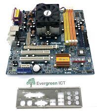 Bundle ASRock AM2NF6G-VSTA Socket AM3 CPU + Cooler With Backplate