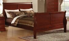 Sleigh Bed Frame California King Cal Beds Headboard Footboard Bedroom Furniture