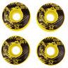 4pcs 100A 52x30mm Skateboard Wheels PU Skate Wheels