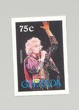 Grenada #1677 Music, Singer, Madonna 1v Imperf Proof