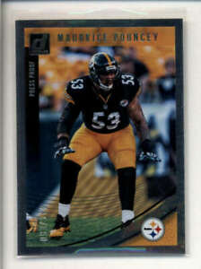 MAURKICE POUNCEY 2018 DONRUSS #243 PRESS PROOF #083/100 AK4240