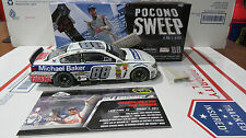 2014 Dale Earnhardt Jr  National Guard Pocono Race SWEEP  Win NEW never opened
