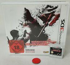 Resident Evil The Mercenaries 3D | Nintendo 3DS | New 3DS |XL | 2DS | gebraucht