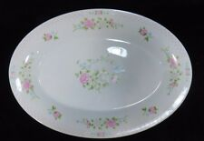 Crown Ming Fine China Serving Platter Bird of Paradise Jian Shiang DISCONTINUED