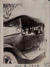 # AUTO..d'epoca- CON DONNA AL VOLANTE (1913)