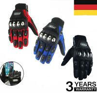 Motorradhandschuhe Fahrrad Sport Gloves Regen Winter Motorrad Handschuhe 012
