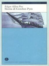 STORIA DI GORDON PYM - POE (CORRIERE DELLA SERA)