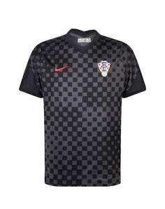NIKE Kroatien Away Trikot EM 2020/21 Hrvatska Gr.S wie Neu