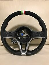 Alfa Romeo Giulia 952 Carbon Genuine Steering Wheel Volante Lenkrad NEW