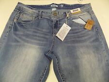 Mudd Low Rise SKINNY Stretch Boot Cut Jeans Jr Sz 17