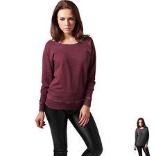 Feine hüftlange Damen-Pullover & -Strickware aus Polyester ohne Verschluss