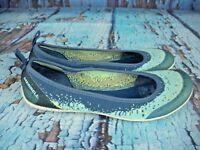 MERRELL Tahoe Blue Slip On Ballet Flat Shoes Women's Size: 5