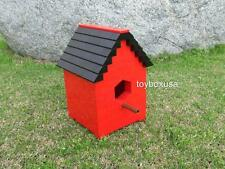 Lego Humming Bird / Bird House Garden Yard Sculpture In Door / Out Door Display