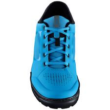 New Shimano GR7 Men's Enduro Trail Downhill Off Road Bike Shoes - Blue - Size 43