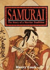 Samurai by Cooke, Harry Hardback Book The Cheap Fast Free Post