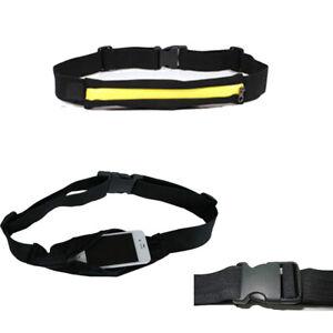 Waterproof Sport Waist Fanny Pack Running Jogging Hiking Zip Belt Pouch Bum Bag