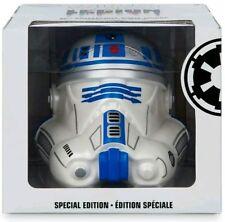 Disney Star Wars Large R2D2 Helmet SPECIAL EDITION VINYL Vinylmation Legion R2D2