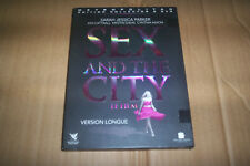 COFFRET COLLECTOR 2 DVD SEX AND THE CITY FILM VERSION LONGUE
