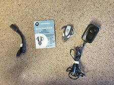 Motorola Hs820 Bluetooth Headset with Ac Adapter