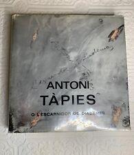 Antoni Tapies Book O l'Escarnidor Des Diadememes 1971 English Fr Ger Span