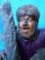 Rare Lon Chaney Wolfman resin bust mode kit famous Universal Monsters