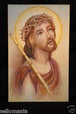 ANTIGUA POSTAL JESUCRISTO . OLD JESUS CHRIST POSTCARD . SEE MY EBAY SHOP CCER28