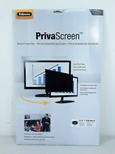 "Fellowes 22"" Widescreen-PrivaScreen Privacy Filter #3989"