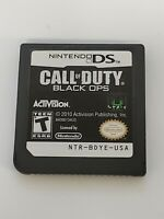 Call of Duty Black Ops 1 (Nintendo DS) Cart Only