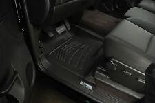 Chevrolet Tahoe 2007 - 2014 Sure-Fit Floor Mats Liners Front - Black