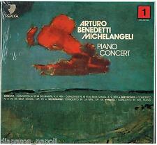 Benedetti Michelangeli: Piano Concerti / Mozart, Schumann, Ravel, Beethoven LP
