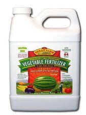 Urban Farm Fertilizers, 1 quart All-Purpose Vegetable Fertilizer