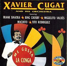 Xavier Cugat - Me Gusta La Conga (CD)