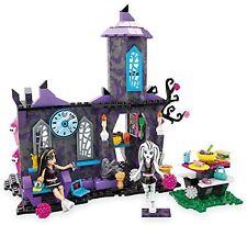 Monster High Mega Bloks 280pcs Creepateria With Frankie and Cleo