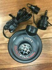 NEW Intex Quick-Fill AC Electric Air Pump, 110-120 Volt, Max. Air Flow 21.2CFM
