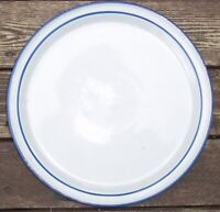 TREND PACIFIC  EARTHSTONE  BLUE REEF  DINNER PLATE    Excellent  10 1/4 inch