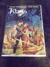 Klaus #4 BOOM! NM Comics Book