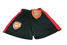Arsenal FC Authentic Official Licensed Product Youth Soccer Shorts - 002