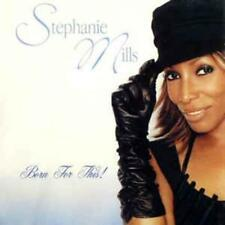 Mills, Stephanie - Born for this! CD NEU OVP