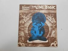 The Love Book by Lenore Kandel! (1966, Stolen Paper Review) SUPER HIGH GRADE!