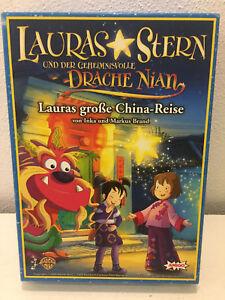 Lauras Stern und der geheimnisvolle Drache Nian von Amigo Brettspiel Kinder Lege