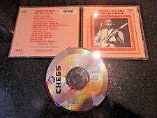 "MUDDY WATERS ""RARE AND UNISSUED"" CHESS CD 1991"
