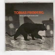 (FS897) Tobias Froberg, When The Night Turns Cold - 2006 DJ CD