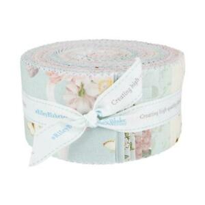 Riley Blake - Rose & Violet's Garden 2.5 Inch Jelly Roll 40 pieces
