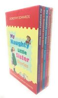 My Naughty Little Sister Series Collection Dorothy Edwards 5 Books Box Gift Set
