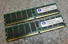4 GO KIT integral in2t2grszcx1 77-82-28 PC2-3200R REG DDR2 ecc serveur mémoire