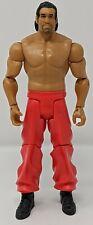 WWE Mattel Basic Series The Great Khali Wrestling Action Figure Punjabi RARE