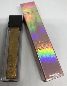 Jouer Long Wear Lip Topper With Coconut Oil Shade Molten Gold 5.9ml NIB
