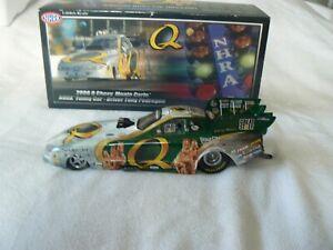 TONY PEDREGON 2006 1/24 QUAKER STATE CHEVY MONTE CARLO FUNNY CAR