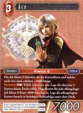 Ace (3-003R)  Final Fantasy TCG Opus III  Deutsch  NEU TopMint